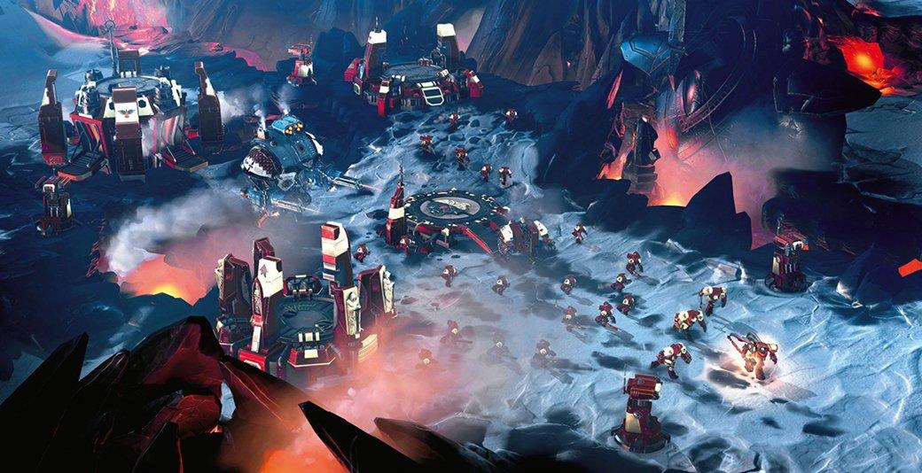 Рецензия на Warhammer 40.000: Dawn of War III. Обзор игры - Изображение 7