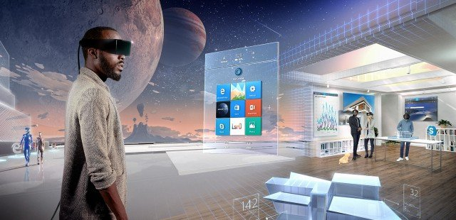 Windows 10 должна стать платформой для «смешанной реальности» - Изображение 1