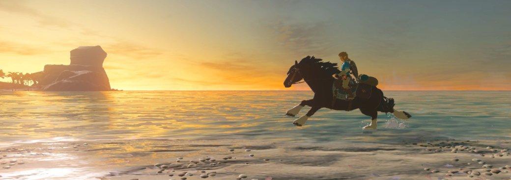 Рецензия на The Legend of Zelda: Breath of the Wild. Обзор игры - Изображение 8