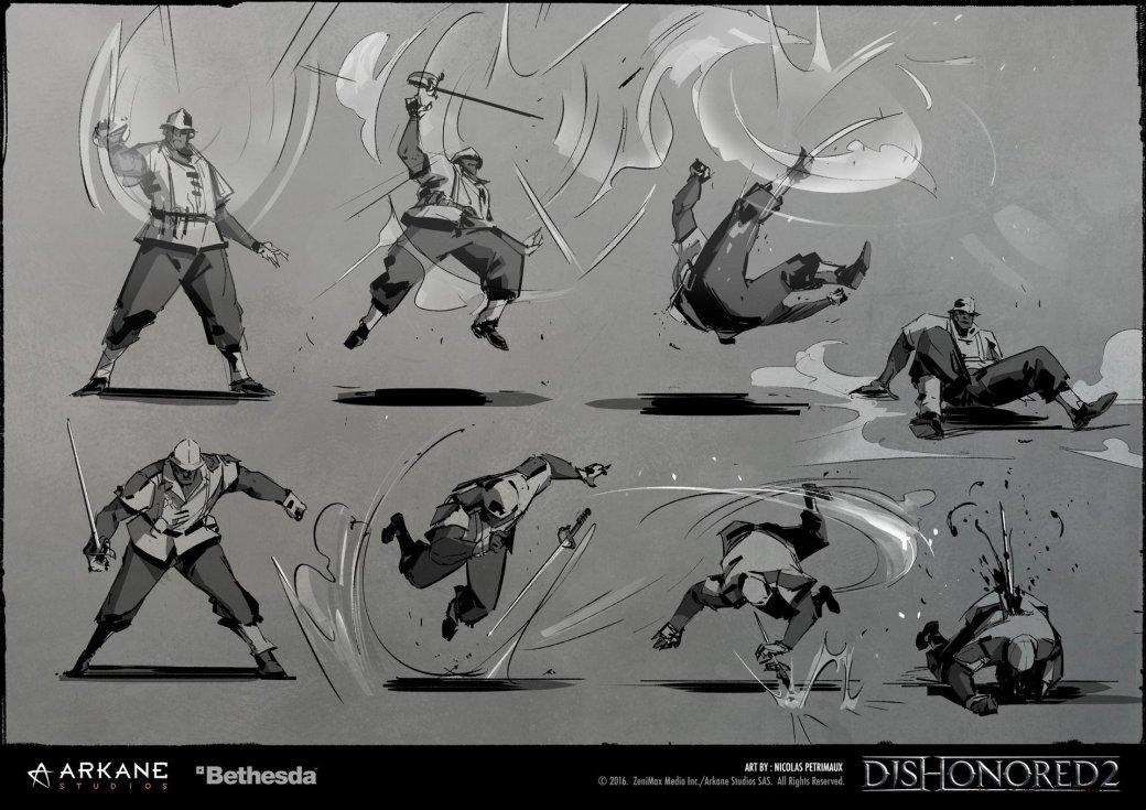 Потрясающие концепт-арты Dishonored 2 отхудожника игры - Изображение 8