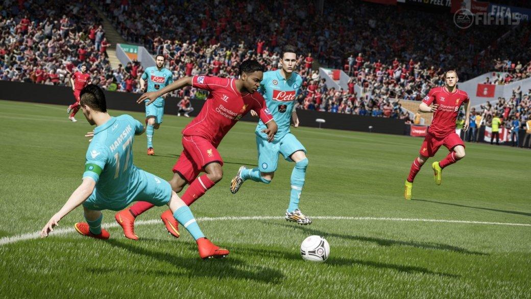 FIFA 15 обвела The Evil Within в британском чарте - Изображение 1