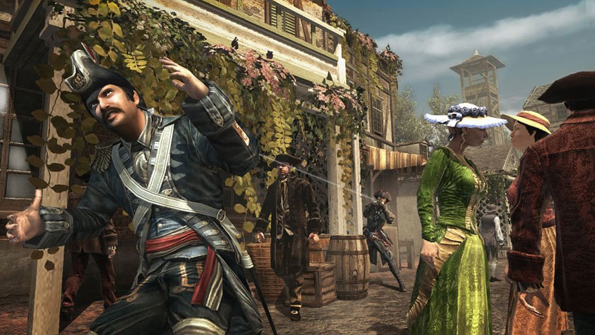 Gamescom 2012: Assassin's Creed III: Liberation - Изображение 2