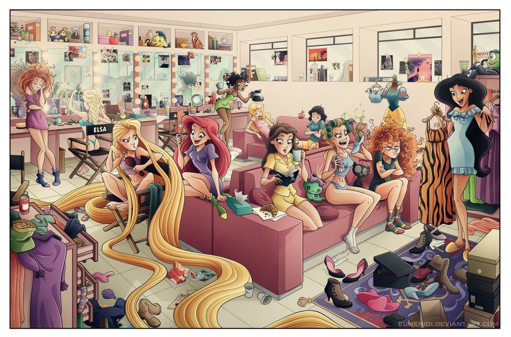 Галерея вариаций: Мстители-женщины, Мстители-дети... - Изображение 48