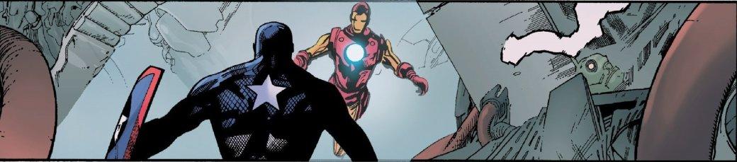 Secret Empire: противостоянию Стива Роджерса иТони Старка нет конца - Изображение 15