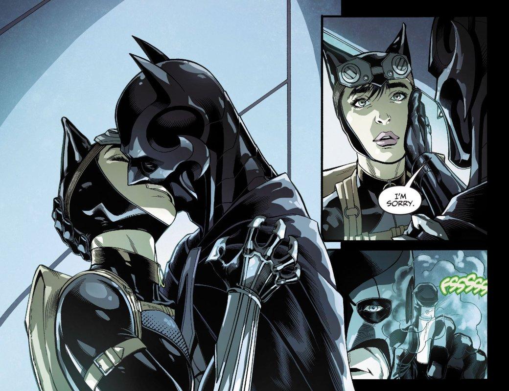 Как Marvel персонажей DC воровала (и наоборот). - Изображение 8