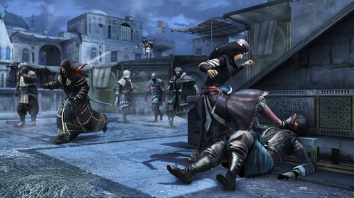Multiplayer Assassins Creed Slow Matchmaking Brotherhood designed far