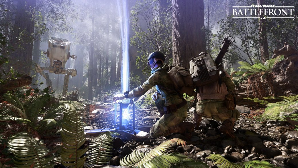 Впечатления от закрытого показа Star Wars Battlefront в Калифорнии - Изображение 2
