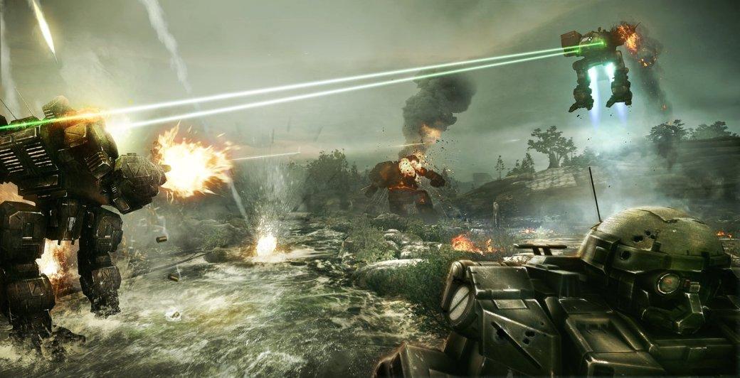 Mechwarrior Online VS Hawken: Битва роботов - Изображение 9