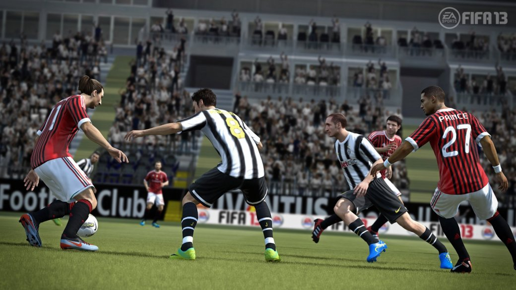 FIFA 13: эксклюзивный репортаж из Лондона - Изображение 3