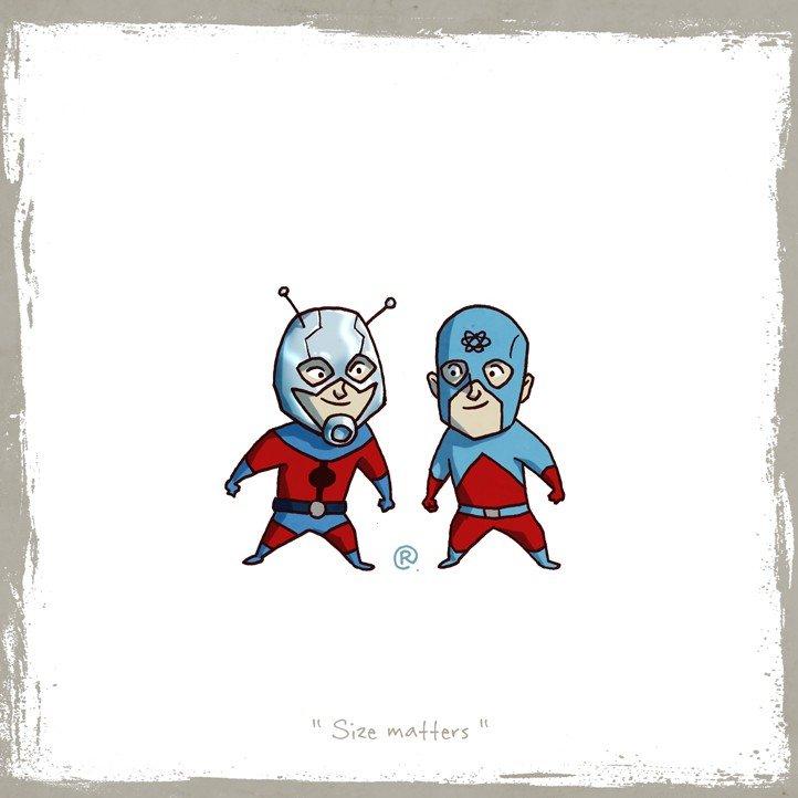 Как Marvel персонажей DC воровала (и наоборот). - Изображение 43