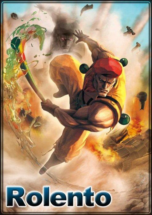 Новые бойцы в Street Fighter x Tekken. - Изображение 1