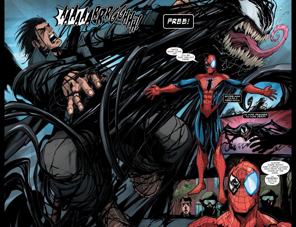 Новый номер «Венома» показывает самый тупой сюжетный поворот - Изображение 3