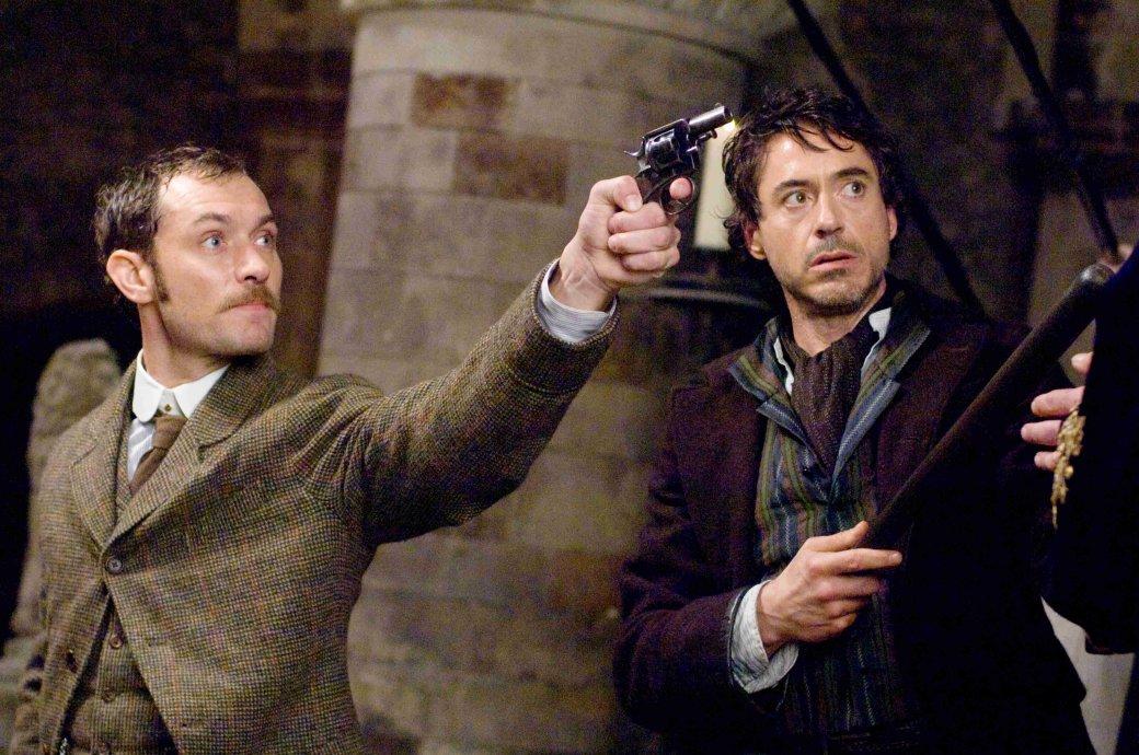 Warner Bros. собрала группу сценаристов для «Шерлока Холмса 3» - Изображение 1