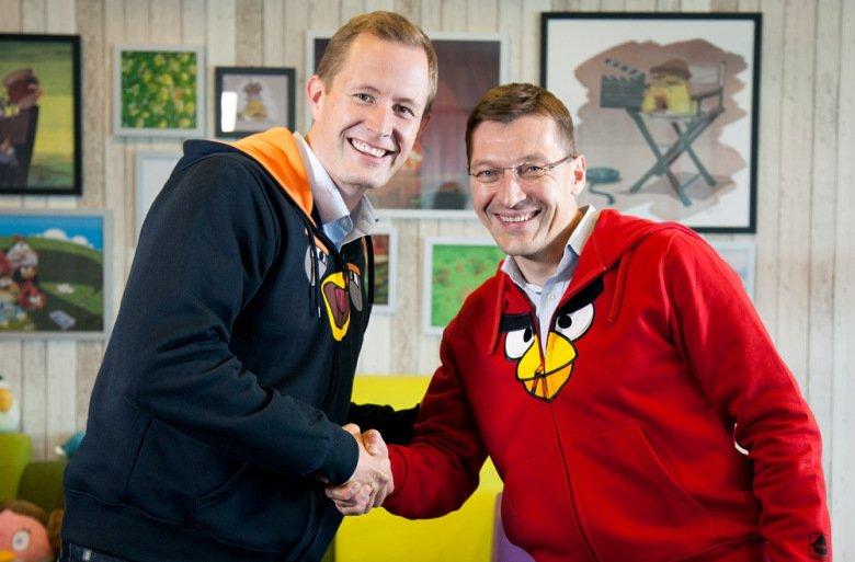 Финансовый директор Rovio возглавит разработчиков Angry Birds  - Изображение 1