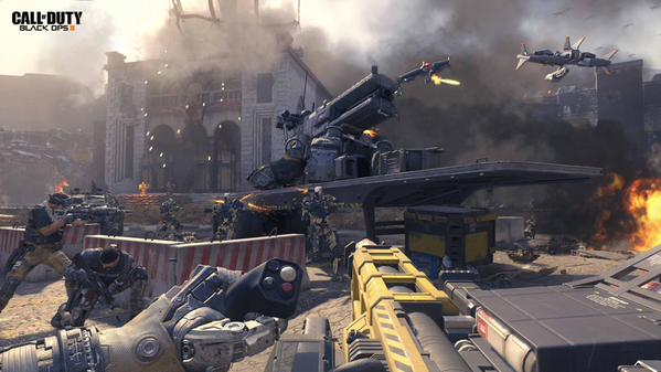 Call of Duty: Black Ops 3 будет похожа на Destiny и Titanfall - Изображение 7