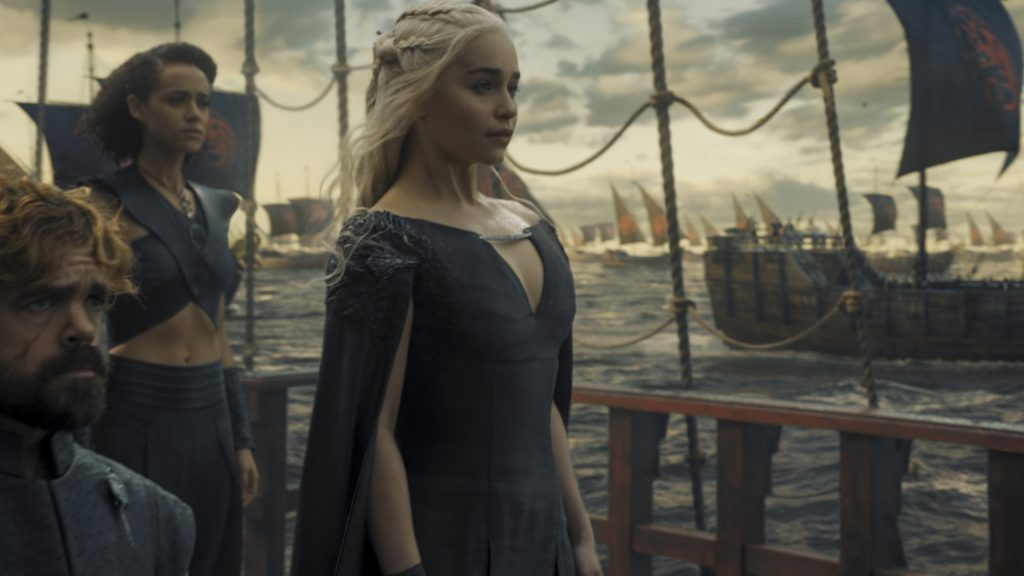 Спойлер: в 7-м сезоне «Игры престолов» покажут историческую встречу - Изображение 1