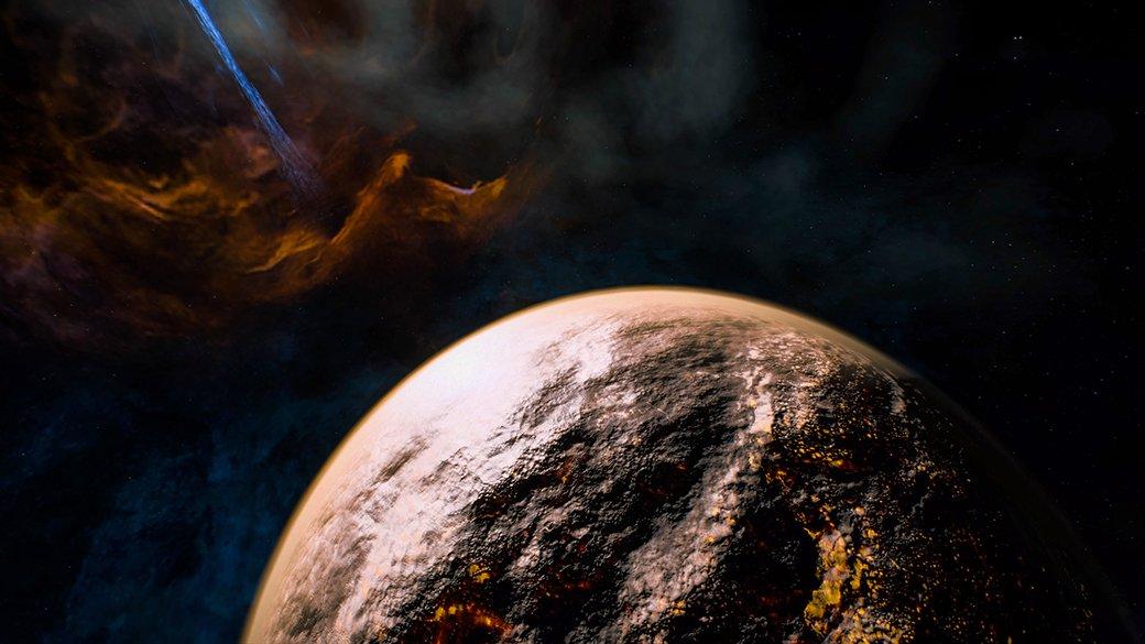Потрясающий космос Mass Effect: Andromeda. - Изображение 11