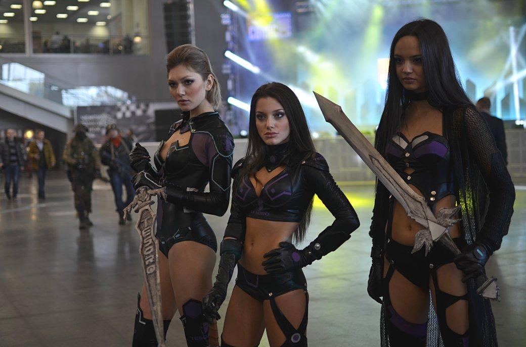 Фотоотчет с «Игромира» и Comic Con Russia, день 1 - Изображение 15