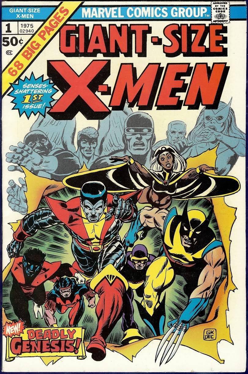 Как начать читать комиксы Людей Икс, часть 2: классика - Изображение 3