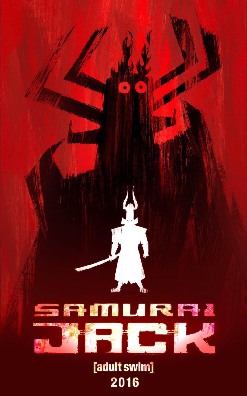 «Самурай Джек» возвращается! Пятый сезон начнут показывать в 2016 году - Изображение 2