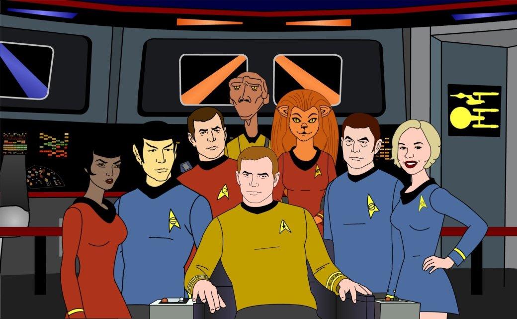 Мультсериал по Star Trek наконец-то издадут на  Blu-ray - Изображение 1
