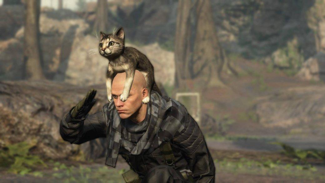 Konami работает над новыми дополнениями к Metal Gear Online - Изображение 1