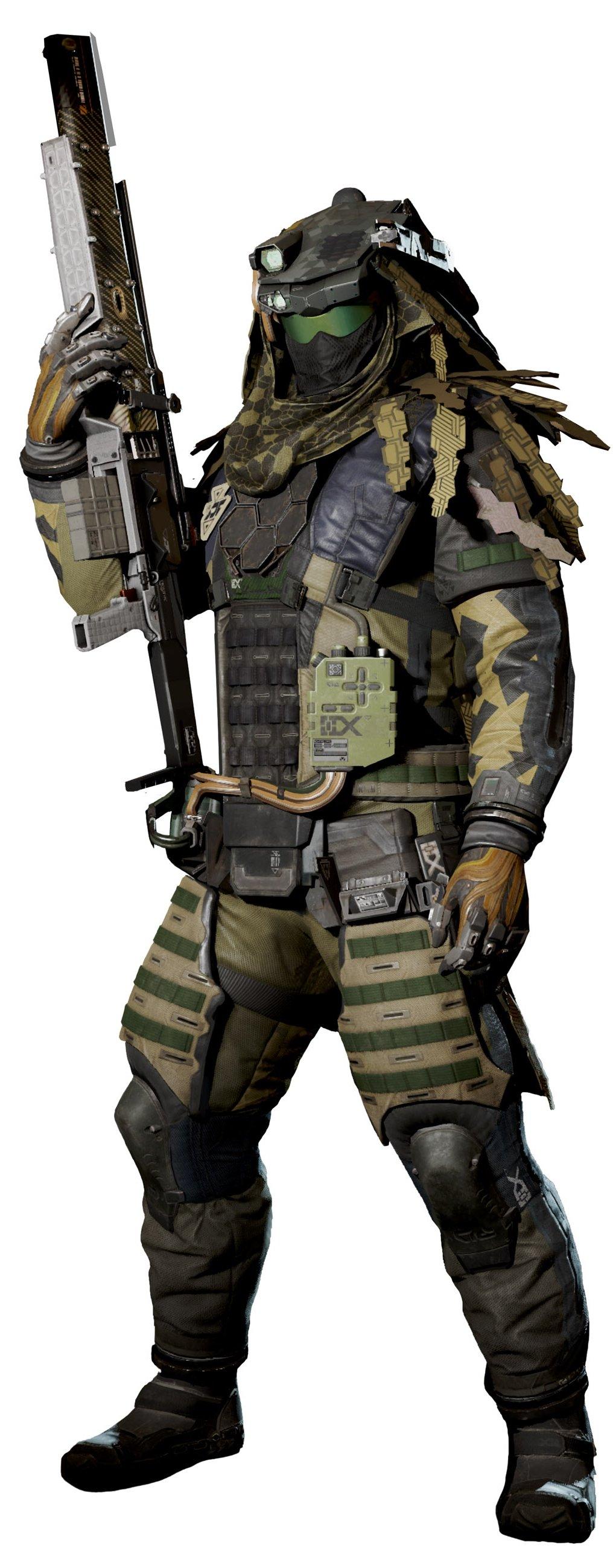 Классы вмультиплеере Call ofDuty: Infinite Warfare - Изображение 13