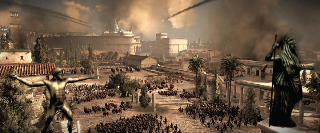 "Total War: Rome 2. Репортаж с ""Игромира 2012"". - Изображение 3"