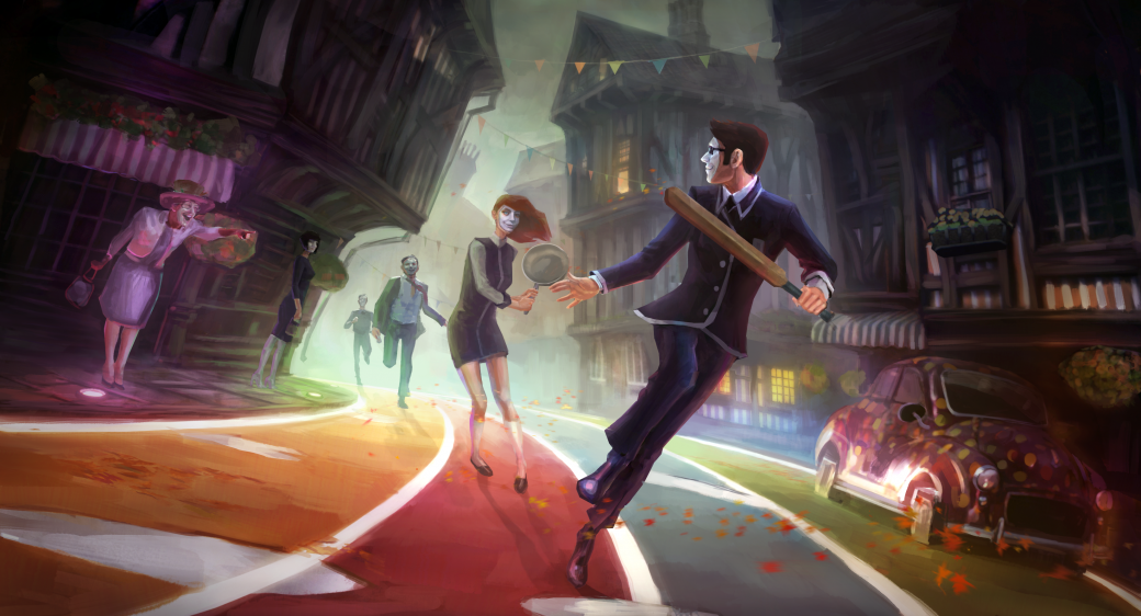 Разбираем We Happy Few. Нет, это не BioShock Infinite. - Изображение 5