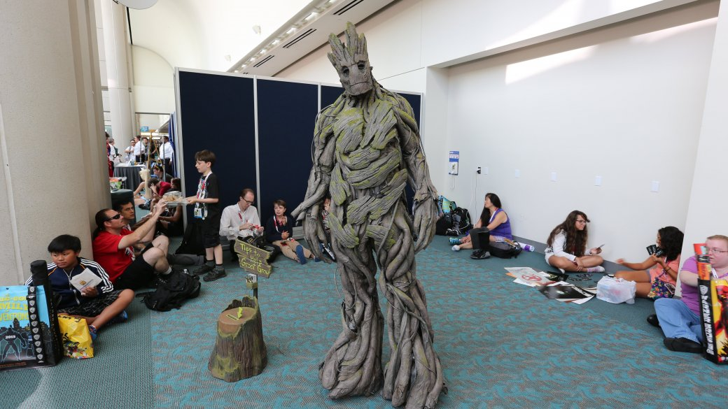 Лучший косплей Comic-Con 2015 - Изображение 79