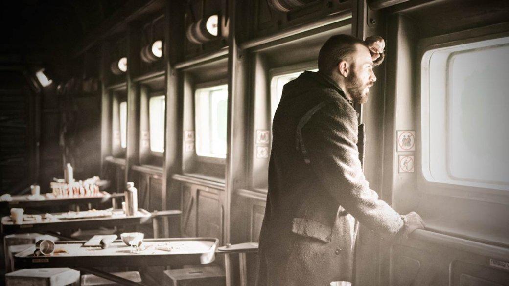 Cериал Snowpiercer расскажет о гигантском поезде в мире вечных снегов - Изображение 1