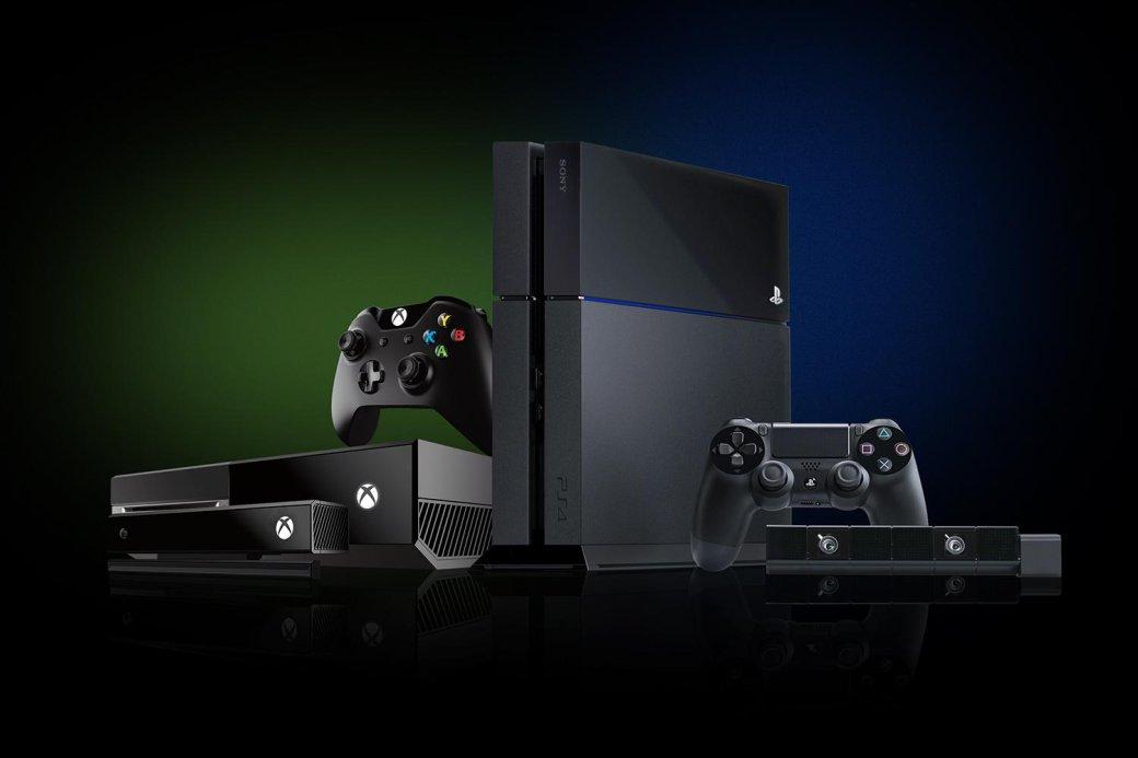 PS4 и Xbox One продаются в США на 70% быстрее предшественниц - Изображение 1
