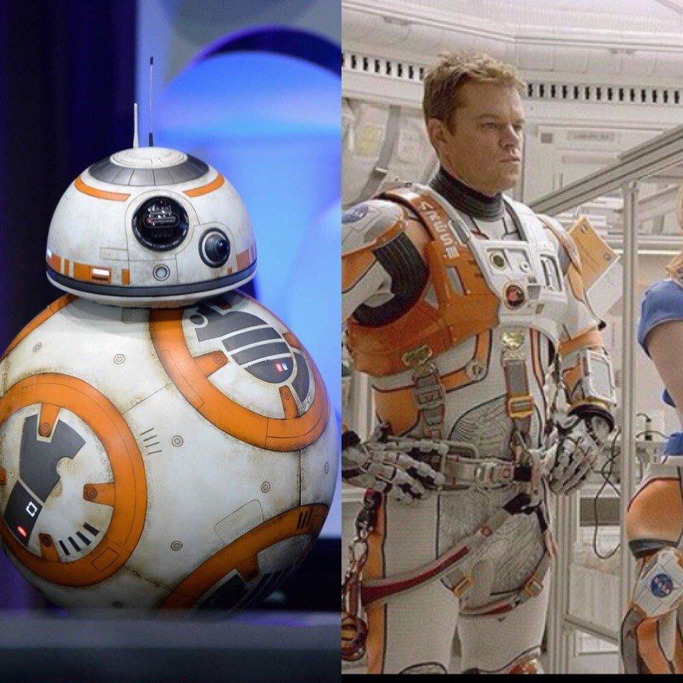 Первые кадры «Марсианина» Ридли Скотта уже порождают мемы - Изображение 12