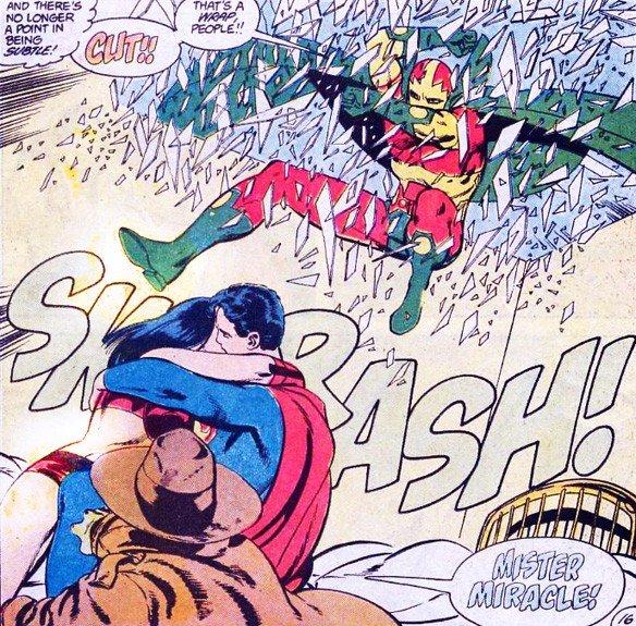 Тест Канобу: самые безумные факты о супергероях - Изображение 33
