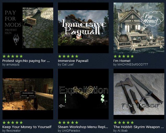 Valve отказалась от продажи модов в Steam - Изображение 3