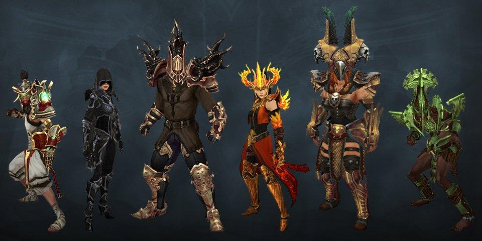 Blizzard подробно рассказала об изменениях в пятом сезоне Diablo 3 - Изображение 2