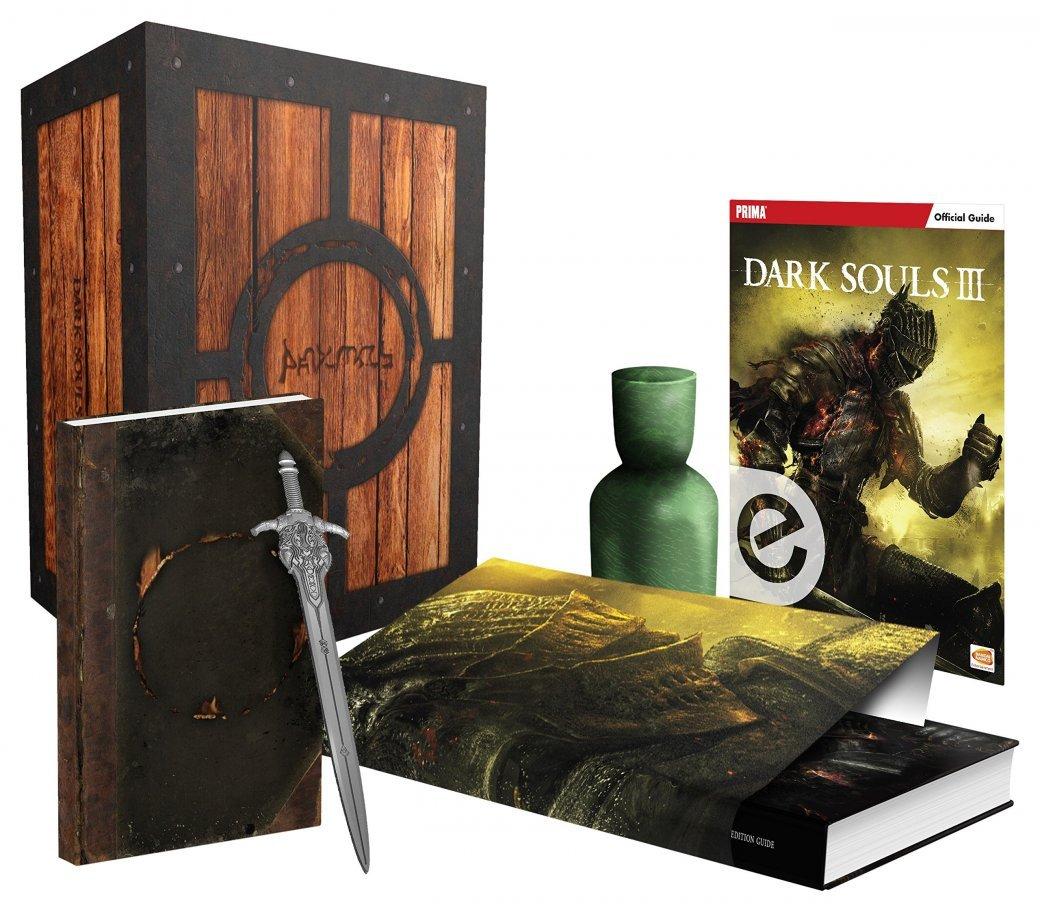 Коллекционное издание гайда Dark Souls 3 за $130 обмануло покупателей - Изображение 1