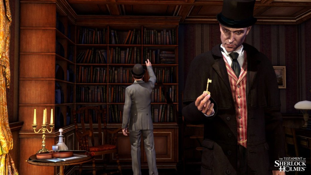 Рецензия на The Testament of Sherlock Holmes - Изображение 7