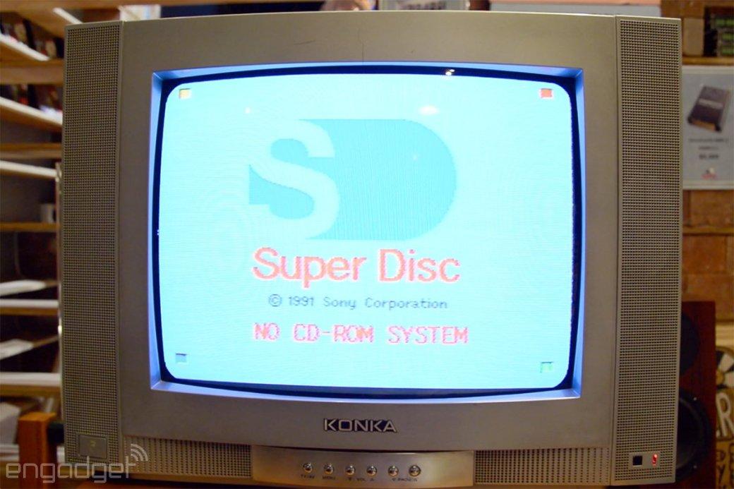 Прототип Nintendo PlayStation показан в рабочем виде - Изображение 2