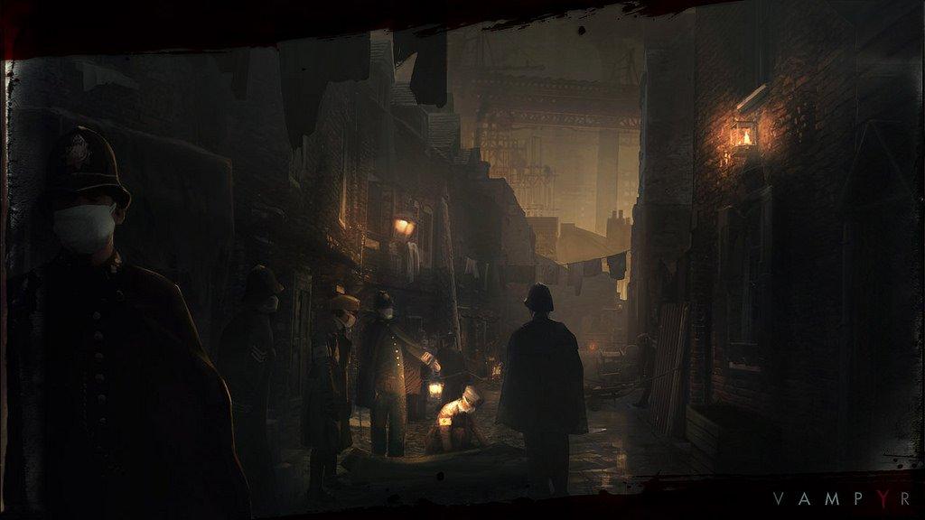 Новые подробности Vampyr от авторов Life is Strange: никаких школьниц - Изображение 2