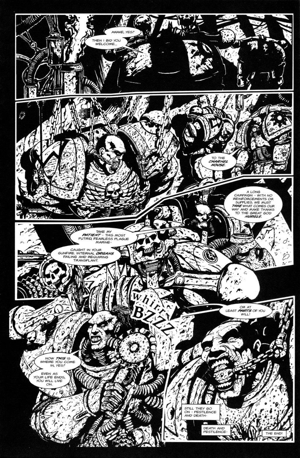Самые крутые комиксы по Warhammer 40.000. - Изображение 8