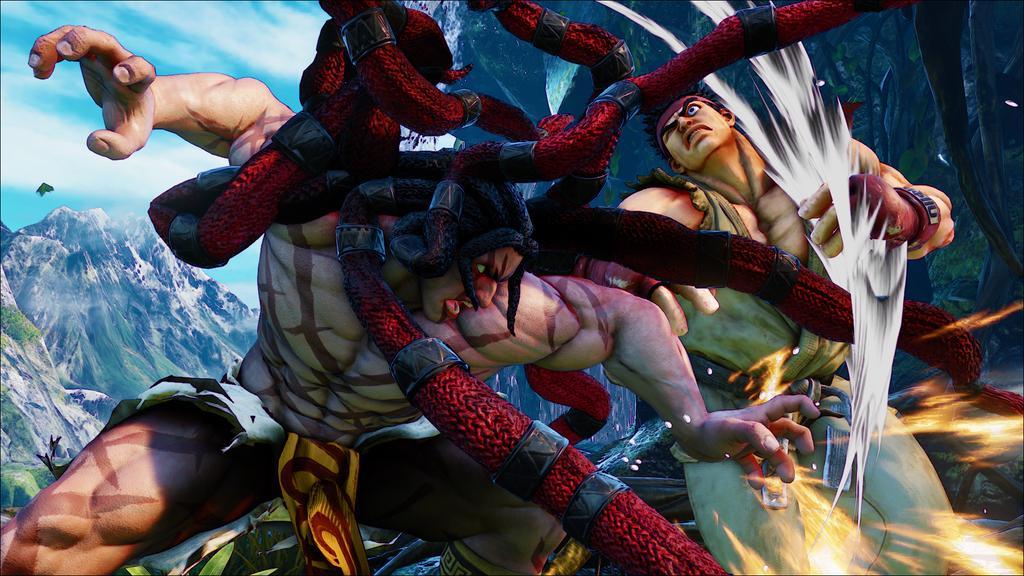 Все обновления и дополнения к Street Fighter 5 будут бесплатными - Изображение 1