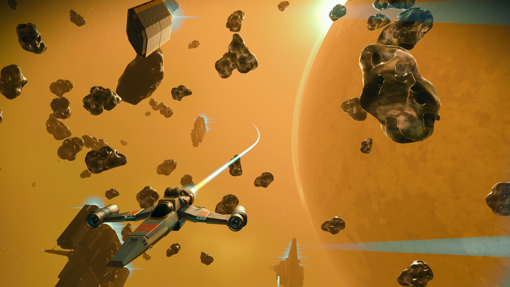 Коллекция потрясающих скриншотов NoMan's Sky, созданных вфоторежиме - Изображение 10
