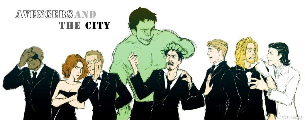 Галерея вариаций: Мстители-женщины, Мстители-дети... - Изображение 197