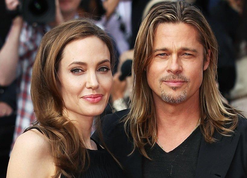 Анджелина Джоли и Брэд Питт разводятся. - Изображение 1