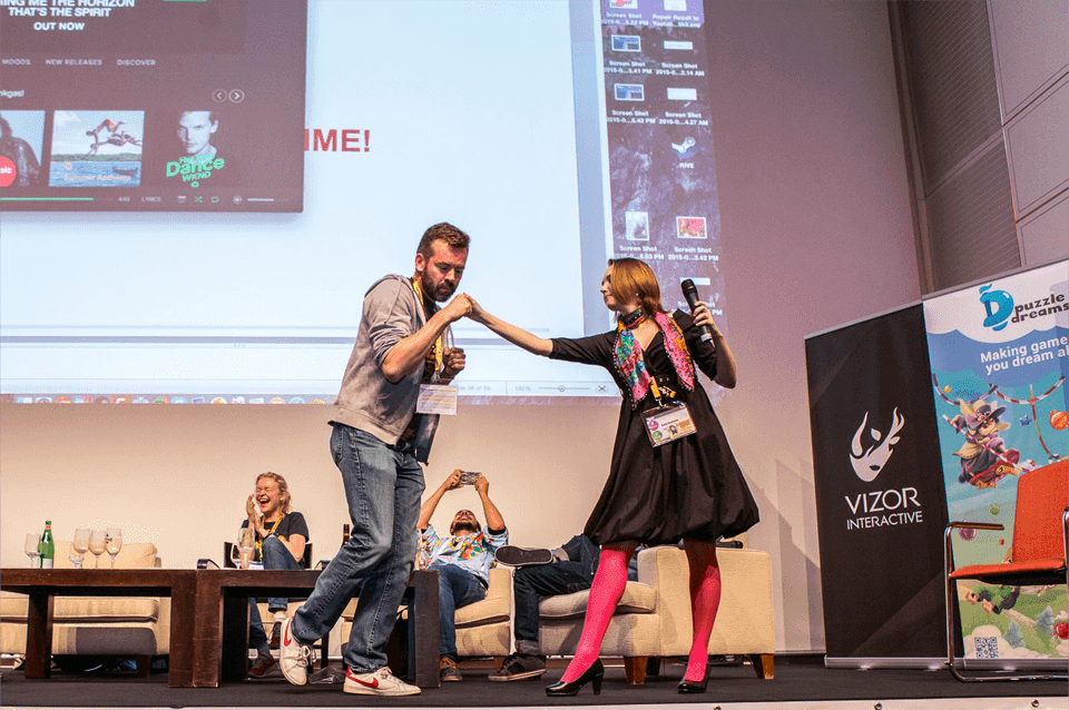 Начинается DevGAMM Moscow 2016 - Изображение 6