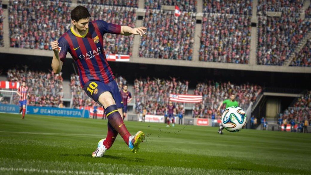 Британские букмекеры верят в победу FIFA 15 в рождественском чарте - Изображение 1