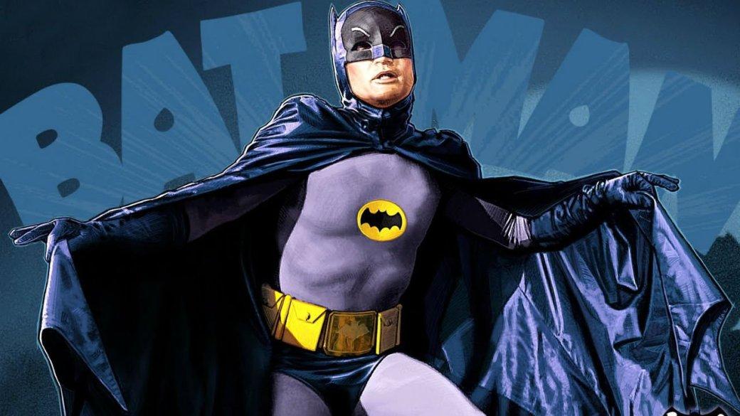 Адам Уэст хочет сыграть Томаса Уэйна в «Бэтмене» Бена Аффлека - Изображение 1