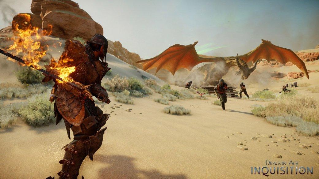 Dragon Age: Inquisition стала самой успешной игрой BioWare - Изображение 1