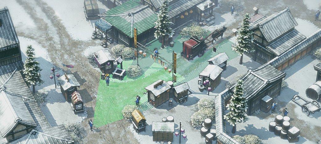 Рецензия на Shadow Tactics: Blades of the Shogun. Обзор игры - Изображение 9
